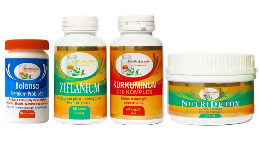 Улучшить пищеварение, работу печени и микрофлору кишечника комплексно