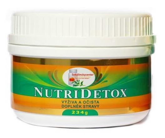 НутриДетокс  - домашнее очищение желудка и кишечника